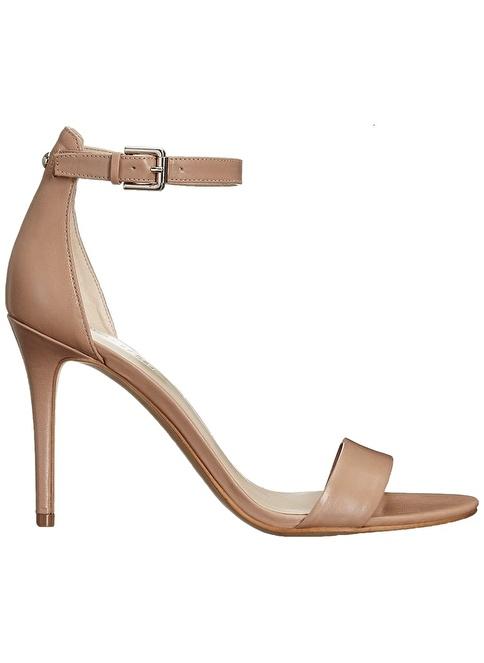 Nine West %100 Deri Klasik Ayakkabı Vizon